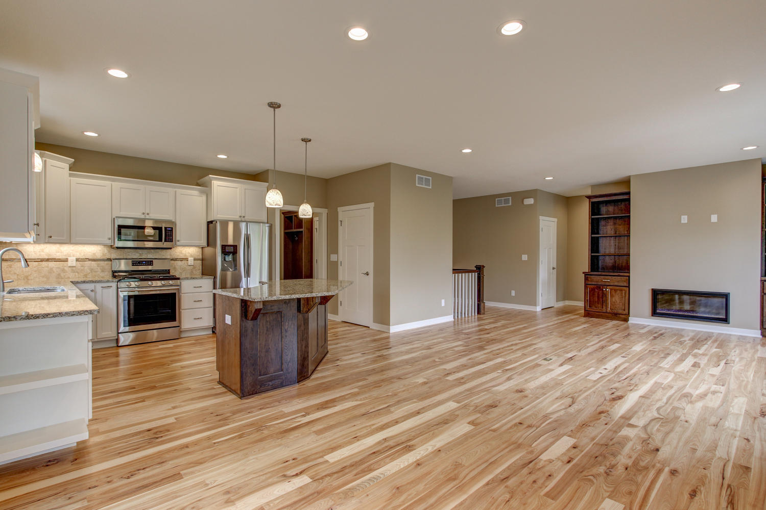 Home by General Contractor Mitch Hagen